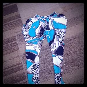 True rock leggings